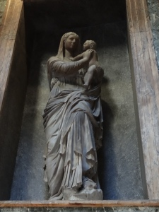 in the Pantheon church